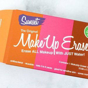 THE ORIGINAL MAKEUP ERASER - SUNSET